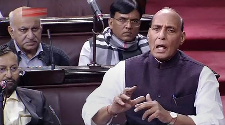 Centre ready for elections in J&K along with Lok Sabha if EC wants: Rajnath Singh