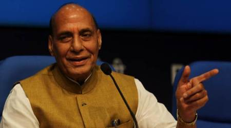 Rajnath Singh reviews development plans for nine islands