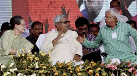 Bihar: BJP hits back, says it was not a Swabhiman rally but Apman rally