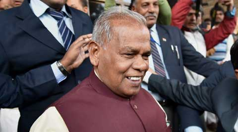Bihar polls, Bihar assembly polls, Jitan Ram Manjhi, Narendra Modi, Manjhi Modi meet, BJP, Hindustani Awam Morcha, BJP HAM tie up, India latest news