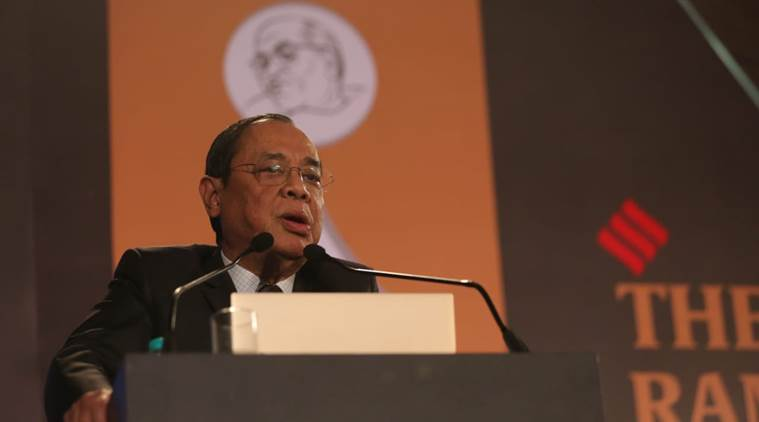 We need independent journalists and sometimes, noisy journalists: Justice Ranjan Gogoi at the Ramnath Goenka memorial lecture