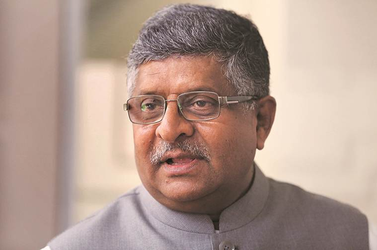 25 websites of Central Ministries, state governments hacked in three months, Prasad informs Parliament