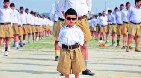 Tailored for youth, RSS shorts may be replaced by trousers