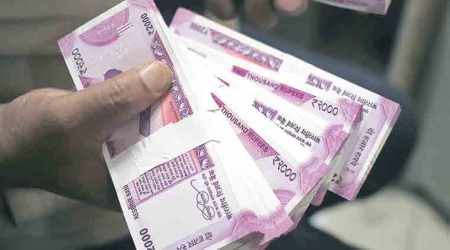 Rupee slips 6 paise to 64.79 vs US dollar