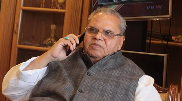 Jammu and Kashmir, Jammu and Kashmir Congress, JKPCC, JKPCC President, JKPCC chief, Ghulam Ahmad Mir, Ghulam Mir, Jammu and Kashmir governor, Satya Pal Malik, Ghulam Mir on Jammu governor, Ghulam mir on rajiv gandhi remark, Ghulam mir on rajiv Gandhi, Lok Sabha elections 2019, Decision 2019, Indian express