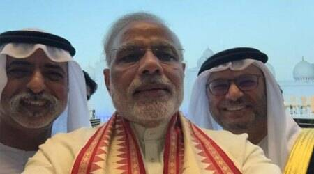 Dubai gets ready for mega Modi moment