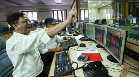NSE Nifty hits new lifetime high of 7,809.20 on capital inflows; Infosys, Bank of Baroda shares jump