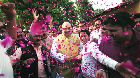BJP set to get both power and Pawar in Maharashtra
