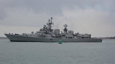 Breaking: Navy officer dies on board INS Kolkata off Mumbai