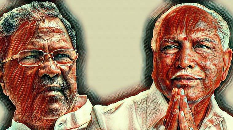 Amit Shah calls BJP's Yeddyurappa 'No. 1 in corruption,' corrects himself
