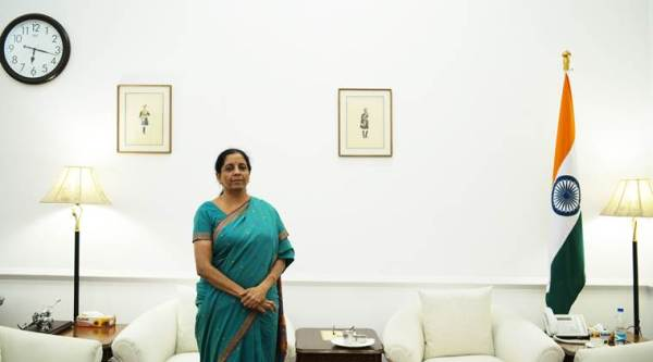 defence minister nirmala sitharaman interview on china pakistan us comcasa