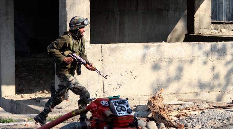J-K: Three militants killed in gunfight at Tral
