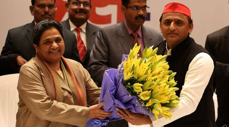 Campaign of united colours of SP-BSP to be rolled out after Holi
