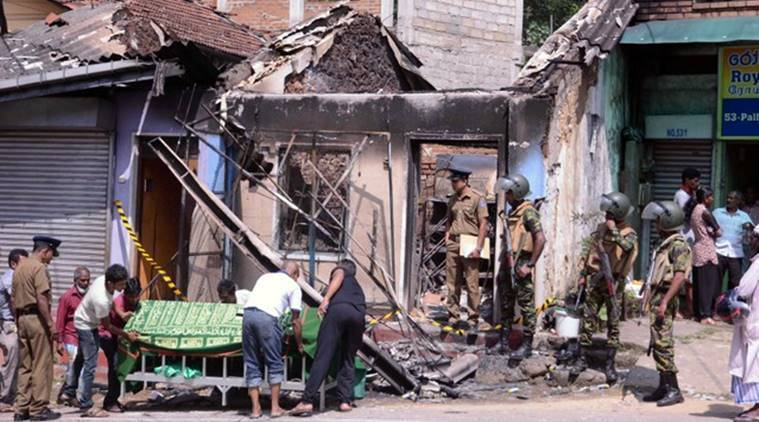 Sri Lanka deploys commandos to quell anti-Muslim riots