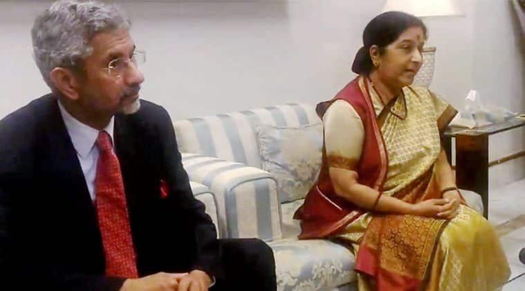 Sushma Swaraj, Pakistan, China, NSG, Indo pak ties, Sushma china, sushma south china sea, sushma swaraj us relations, Saarc, pathankot, india china ties, india nsg ties, news, india news