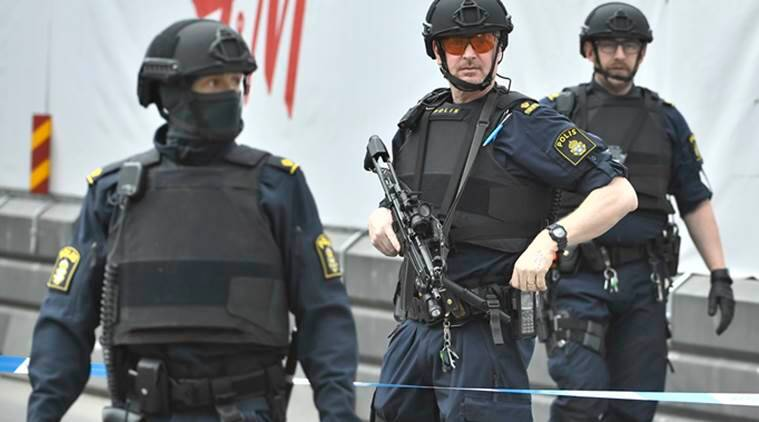 Stockholm attack, Sweden terror attack, terror attacks in Western Europe, British Parliamnet attack, terrorist attack in Germany, ISIS, terrorism, world terrorism, indian express news