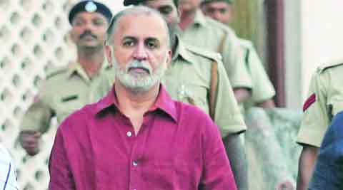 Tarun Tejpal will be broughto to court for his hearing on Tuesday.