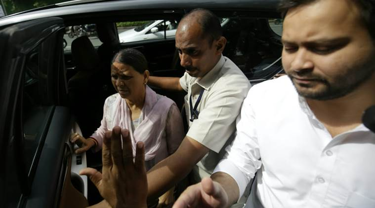 Rabri Devi and Tejashwi Yadav get bail