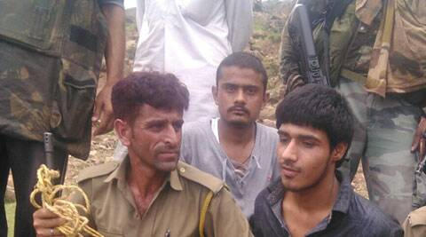 J&K encounter: Terrorist from Pakistan caught after attack on BSF