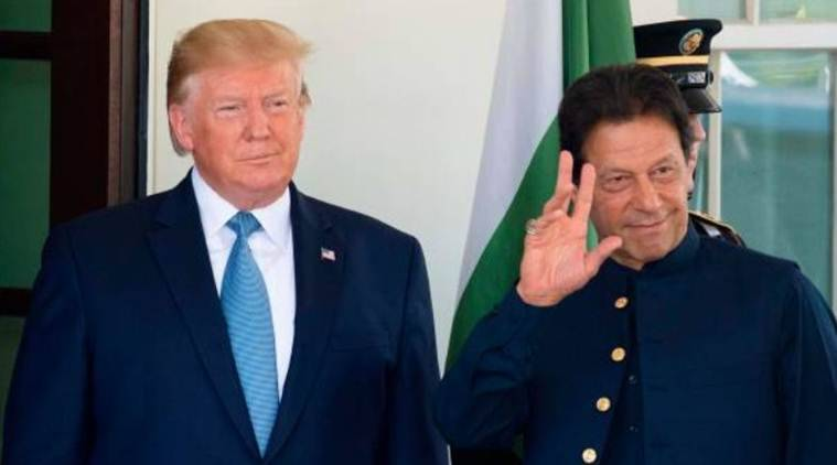 Trump tells Imran Khan: PM Modi asked me to help with 'disputed' Kashmir region