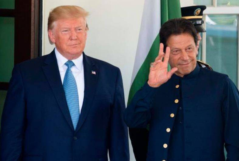 trump on kashmir, donald trump on kashmir, kashmir issue, kashmir issue india-pakistan, india-pakistan kashmir issue, kashmir issue donald trump, donald trump kashmir, kashmir donald trump, narendra modi, pm modi, prime minister narendra modi, imran khan, india news, Indian Express