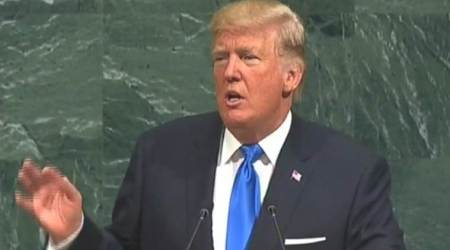 Donald Trump at UNGA: 'Can destroy North Korea, but hopefully that won't be necessary'