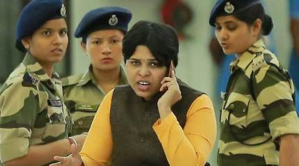 Sabarimala protests: Will come back, says activist Trupti Desai as she returns home