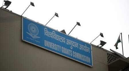 DUTA protests outside UGC against pay notification