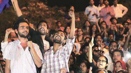 Back in JNU, Umar says: Our names added to list of those jailed for raising their voices