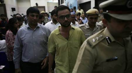 Attack on Umar Khalid: 'Wanted to give gift on Independence Day,' says two men who claimresponsibility