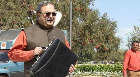 As Gujarat Energy & Petrochemicals Minister, Saurabh Patel joined family firm that invested in oil, gasblocks