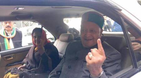 Virbhadra Singh confident, says will return with renewed energy