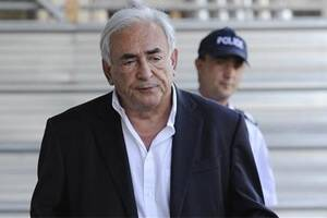 Strauss-Kahn loses lawsuit to ban 'half-man half-pig' book by ex-lover