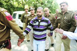 He scripted an abduction and turned it into murder,now injail
