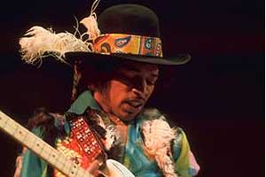 New album showcases Jimi Hendrixinnovations