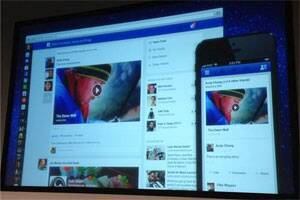 Facebook puts focus on photos in new look,may boostads