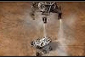 NASA rover Curiosity to travel across the moving dunes of Mars