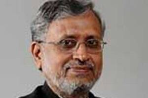 Sushil Kumar Modi blames agitating teachers for slamming doors of talks