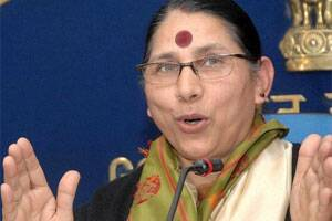 Former Union Minister and Congress leader Krishna Tirath joins BJP