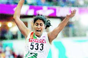 Anju Bobby George lays claim to Athens Olympic Gamesmedal