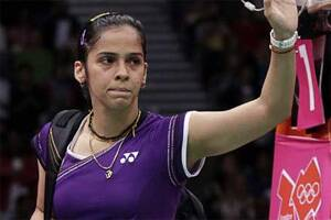 Saina Nehwal crashes out of Swiss Open