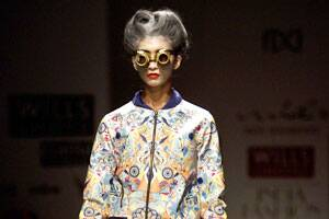 Funky motifs to dominateWIFW