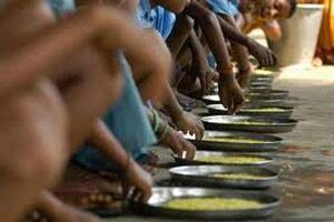 More households getting two square meals a day:Govt