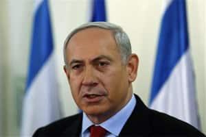 Benjamin Netanyahu says Israel cannot cedeself-defence
