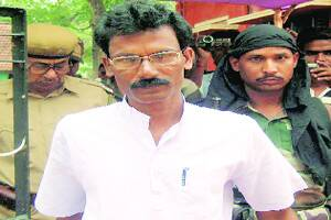 Sedition charges dropped against ChhatradharMahato