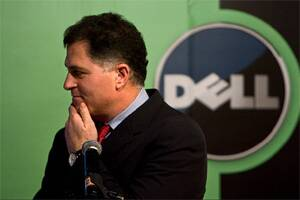 Blackstone,Carl Icahn put in bids for Dell buyout