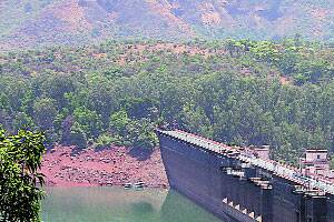 Hydroelectricity at the cost of drinkingwater?