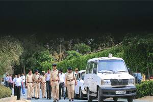 Seven detained for BSP leader murder,Skoda recovered