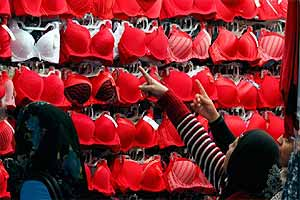 Lingerie to 'help' women fight sexual offences in India
