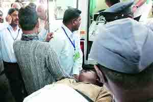 2 MLAs probing assault on cop booked earlier for using force againstofficials